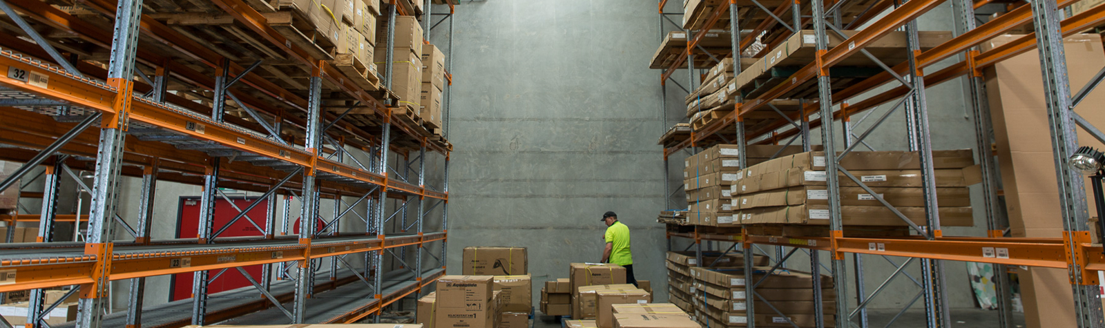 Offering Warehousing Solutions