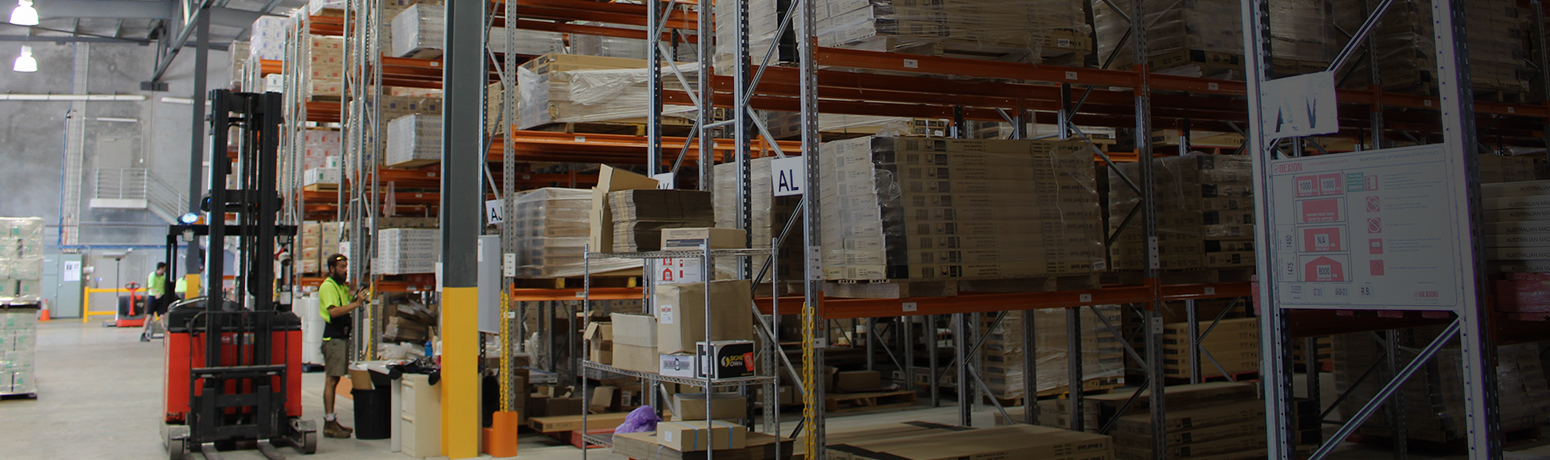 Pick & pack and order fulfilment services